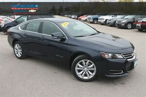2016 Chevrolet Impala LT * Remote Start * Touchscreen * Backup C