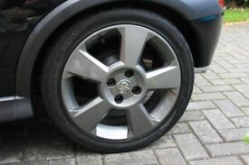 Corsa c 4 stud sri alloys 16 inch