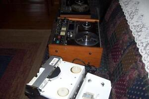 YOUR CHOICE OF TWO  REEL TO REEL TAPE PLAYERS RECORDERS London Ontario image 4