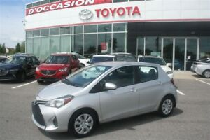 2015 Toyota Yaris LE **AUTO/AIR/VITRES** WOW 10 234 KM**