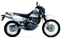 2015 Suzuki DR 650 DR650SE 24,44$/SEM