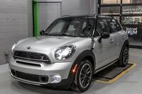 2015 MINI Cooper Countryman S ALL4 -- AUTO -- 18 303 KM -- XENON