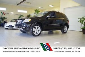 2010 Mercedes-Benz M-Class ML 350 LOADED ONLY 99, 000KMS!