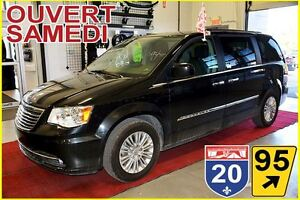 2016 Chrysler Town & Country TOURING-L * CUIR * DVD BLURAY