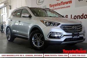 2017 Hyundai Santa Fe Sport 2.4 SE AWD LEATHER PANO ROOF BLIND S