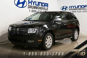 2010 Lincoln MKX AWD + TOIT PANO + MAGS + SYNC + CUIR + WOW!!