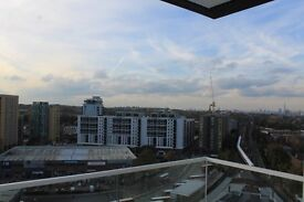 BRAND NEW VACANT! DESIGNER FURNISHED 2 BED APARTMENT LEWISHAM - RIVER MILL ONE - 12TH FLOOR!
