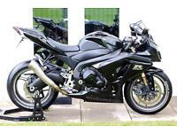 Suzuki Gsxr 1000 k9 low miles new condition
