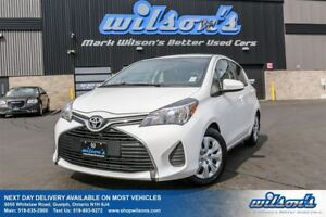 2015 Toyota Yaris LE HATCHBACK! AUTOMATIC! BLUETOOTH! AIR CONDIT
