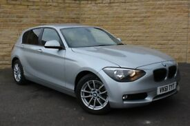2011 61 BMW 118D F20 SE BLUETOOTH MANUAL 128K MILEAGE