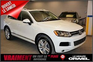 2013 Volkswagen Touareg HIGHLINE 8 PNEUS  GPS CAMERA BLUETOOTH