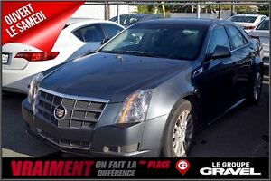 2011 Cadillac CTS CUIR TRACTION INTEGRALE