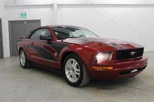 2009 Ford Mustang V6 - Convertible  PST paid  Low kms 