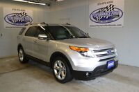 2012 Ford Explorer Limited-***Leather/Sunroof***