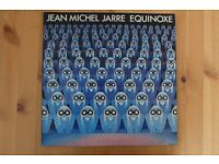 Jean Michel Jarre* – Equinoxe Vinyl Record £2.50