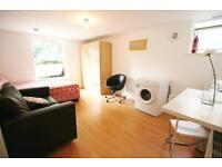 Studio flat in Agamemnon Road, West Hampstead, NW6