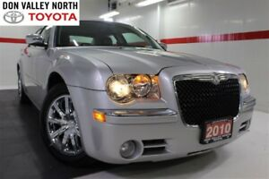 2010 Chrysler 300 LIMITED Sunroof Btooth Heated Lther Pwr Seats