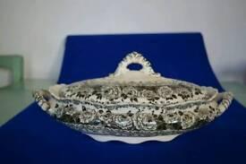 Antique Tureen Dish