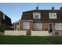 2 bedroom house in Shelley Crescent, Barry, CF62 (2 bed)