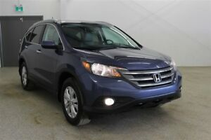 2013 Honda CR-V Touring - Accident Free| Nav| Leather| PST Paid