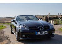 Mercedes Benz SLK 200 Kompressor AMG Sports Pack FSH