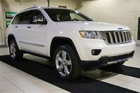 2011 Jeep Grand Cherokee Overland 4WD CUIR TOIT NAV