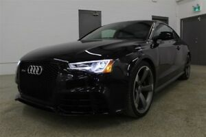 2014 Audi RS 5 4.2 - Capristo Exhaust| PST Paid| 480 HP