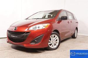 2012 Mazda MAZDA5 GS (AUTO,A/C,CRUISE CONTROL)