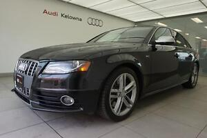 2010 Audi S4 3.0 MANUAL 6 SPEED QUATTRO