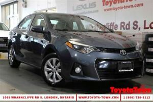 2015 Toyota Corolla SINGLE OWNER S HEATED SEATS BACKUP CAMERA