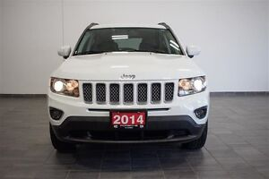 2014 Jeep Compass 4x4 Limited Limited | White | 4x4 | London Ontario image 2