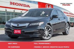 2015 Acura TLX Base (AT)