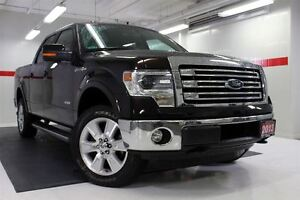 2013 Ford F-150 Lariat 4WD LEATHER SUNROOF BACKUP CAMERA