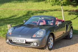 Toyota MR2 Roadster Red Limited Edition *Watch Video* FSH Low Mileage New Mohair Roof & MOT