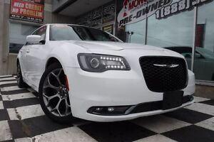 2016 Chrysler 300 S | Sunroof | Heated Seats | NAV | Backup Came
