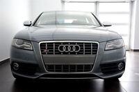 2012 Audi S4 Gris Automatique S-Tronic, 3.0L V-6 cyl