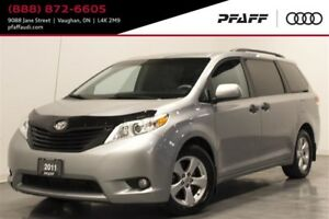 2011 Toyota Sienna LE 7-Pass 6A