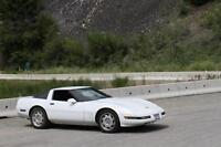 1992 Corvette Coupe Targa, Auto 350LT1 325hp mint con