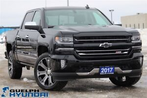 2017 Chevrolet Silverado 1500 LTZ - heated seats and steering wh