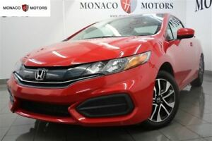 2015 Honda Civic MAN EX SPORT PKG CAM BT SUNRF