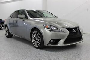 2014 Lexus IS 250 Premium Package **AWD, NAVIGATION, BACKUP CAME