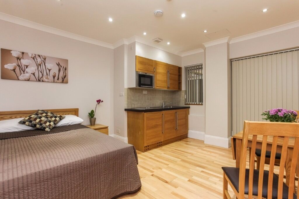 Outstanding studio flat in Earl's Court, Courtfield Gardens *ALL BILLS INCLUDED* £360