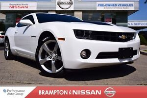 2010 Chevrolet Camaro RS LOW KM *Leather,Sunroof,Remote  Start*