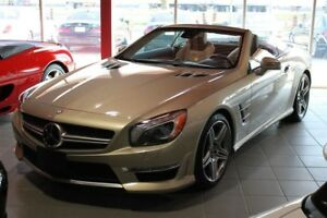 2013 Mercedes-Benz SL-Class SL63 AMG | Driver.Assist | Massage |