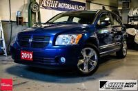 2010 Dodge Caliber SXT CHROME WHEELS!