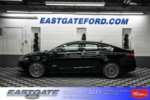 2017 Ford Fusion Energi Platinum/Exec Unit/-$1500.00 Cash/-$1000
