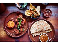 Head Waiter - Hoppers, Soho. Up to £9.50ph and Sundays OFF