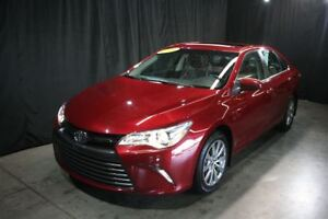2015 Toyota Camry XLE **CUIR/TOIT/NAVIGATION** WOW 19 076KM*