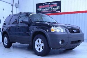 2007 Ford Escape XLT **CUIR+A/C+MAGS**
