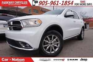 2017 Dodge Durango SXT| BRAND NEW| AWD| SIRIUS XM| BACKUP CAMERA
